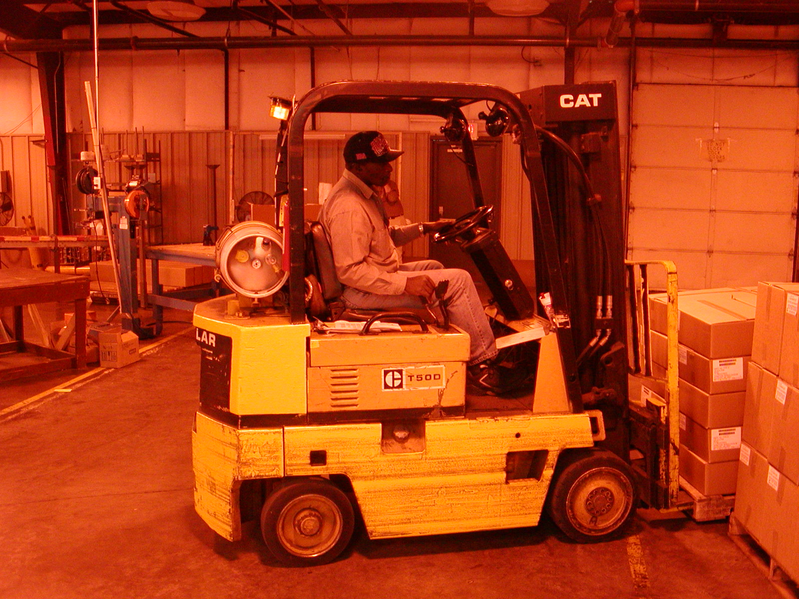 How to Identify Different Types of Forklifts forecasting